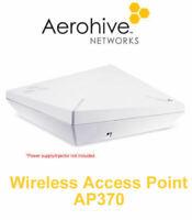 Aerohive Network AP370 Wireless Access Point 802.11ac/n 3X3:3 Dual Radio Wifi AP