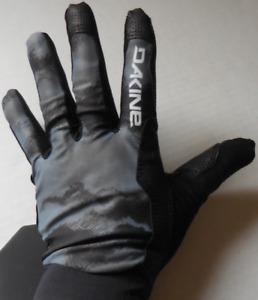 Dakine Men's Thrillium Mountain Bike Gloves Color Black/Dark Ashcroft Size L