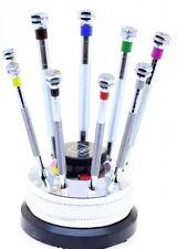 Relojero Herramienta Destornilladores Set A. TRANSPORTER 9 piezas incl. Repuesto