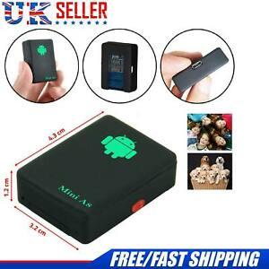 MINI A8 GPS GSM GPRS Tracking Real Time Tracker Locator Global Car Kids Pet UK