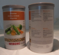 Wiberg Gemüse Klassik, Streusalz 850 g (12,15€/1kg)