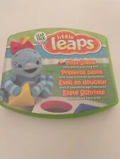 Leap Frog Baby  Little Leaps First Steps Interactive Learning Disc