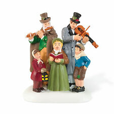 Department 56 Dickens Carolers Accessory New 807230 Dv D56 2008