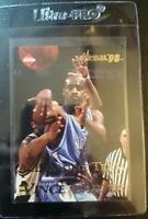 1998 EDGE IMPULSE #45 VINCE CARTER ROOKIE CARD RC NORTH CAROLINA MINT