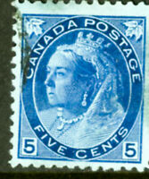 Canada Stamps # 79 SUPERB USED