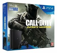 New PS4 500 GB Call Of Duty Infinite Warfare  Slim Console Sony PlayStation 4