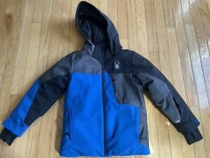 Spyder Ambush Jacket(Boys) Size 8