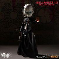 Living Dead Dolls Hellraiser III: Hell on Earth Pinhead Doll LDD Mezco Toyz