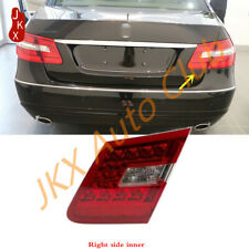Right Inner Side LED Tail Lamp Assembly For Mercedes Benz W212 E-Class 2009-2013