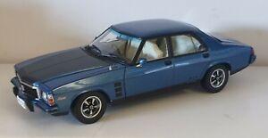 1:18 Scale Classic Carlectables Holden HX Monaro GTS - Deauville Blue Metallic