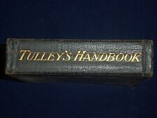 1907 TULLEY'S HANDBOOK ON ENGINEERING 6TH EDITION BY HENRY TULLEY - KD 3155