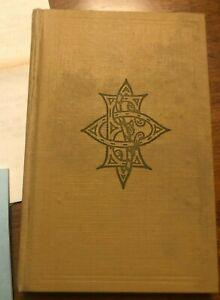 1929 Order of the Eastern Star Mason Masonic new Ritual Book 2nd Edition RARE
