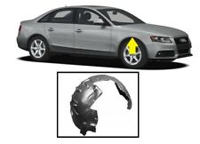 AUDI A4/S4 B8 2007 - 2012 FRONT WING ARCH MUD COVER SPLASH GUARD RIGHT OS DRIVER