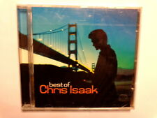 CHRIS ISAAK  -  BEST OF  -  CD 2006  NUOVO E SIGILLATO