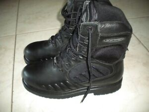 Harley Davidson FXRG Gore-Tex Waterproof Insulated Leather Boots - Size 8.5