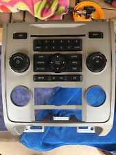 Ford Mercury 2008 Escape Mariner Radio Control Panel Face Plate 8L8T-18A802-AKZ