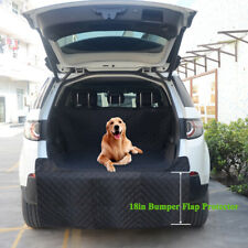 Large Waterproof Dog Pet Cargo Liner Car Seat Cover Truck Rear Back Quilted Mat