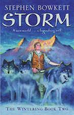 Storm by Stephen Bowkett (Paperback, 2002)