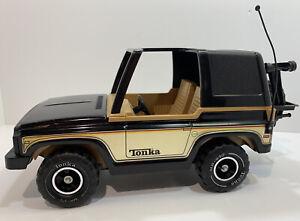VTG Tonka Mighty Off-Road Adventure Buggy Jack, Spare, Cargo 3954 Bronco or Jeep