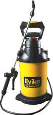 EVIKA 5 LITRE PLASTIC PRESSURE SPRAYER WITH PRESSURE GAUGE FROM SOLO SPRAYERS
