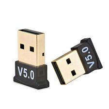 Dongle Chiavetta USB Bluetooth 5.0 per windows pc computer portatile laptop
