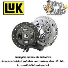 KIT FRIZIONE LUK  + CUSCINETTO IDRAULICO  FIAT GRANDE PUNTO 1.3 MJET 90 CV 66 KW