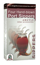 Port Sippers - Argyle Four Pack Set of Port Sippers - the Original