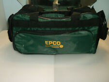 New listing Candlepin Bag/Epco Green/4 Ball/Excellent Used Cond/4 Ball Foam Insert Included