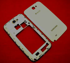 Original samsung Galaxy Note 2 n7100 Backcover cadre central Couvercle de Batterie d'image