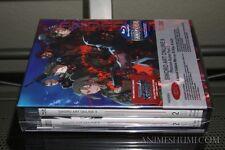 Sword Art Online II 2 Set 2 (LIMITED EDITION w/ Card) Anime Blu-ray R1 Aniplex