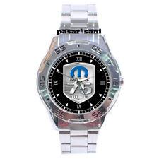 NEW MOPAR 75th YEARS ANNIVESARY Custom Chrome Men Wristwatch Men's Watches