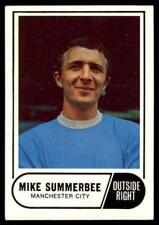 A&BC Football Green Back 1969 (B2) Mike Summerbee - Manchester City No. 80