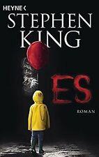 Es: Roman von King, Stephen   Buch   Zustand gut
