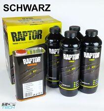 U-POL RAPTOR 2K Urethane Beschichtung 4 l SCHWARZ 26,47€/Liter upol