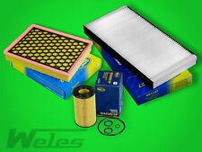 INSPEKTIONSPAKET OPEL SIGNUM VECTRA C 2,0 2,2 DTI Luftfilter Öl- Pollenfilter