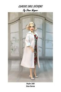 SEWING PATTERN-Style 160 Film Inspired Dress Gene