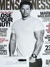 MARK WAHLBERG Men's Fitness July /August 2015