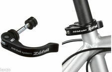Cierres de tija de sillín bicicletas de montaña negros para bicicletas