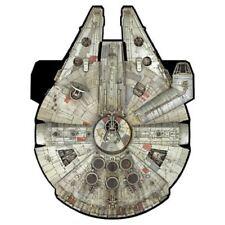 "Star Wars Kids Kite Millennium Falcon 32"" Tall + Tails + Line + Quick Clip"