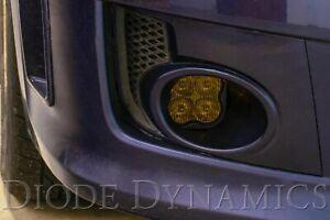 SS3 LED Fog Light Kit for 11-14 Subaru WRX/STi Sport Fog Optic Yellow