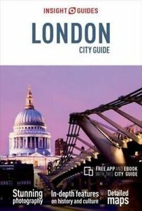 NEW London By Insight Travel Guide Paperback Free Shipping