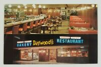 Postcard Dagwoods Restaurant Bakery 170th Street Miami Beach Florida