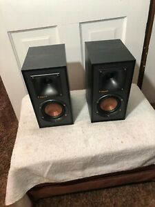 Klipsch Reference Series R-41M  Pair (2) Bookshelf Speakers