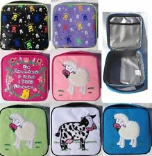 Fabric Square Tupperware Lunchboxes & Bags