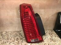 2008 2009 2010 2011 2012 2013 Cadillac CTS Tail Light Left (driver Side) 060