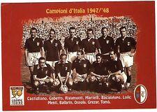 Cartolina Cinquantenario Grande Torino (Retro Timbro TCP Grande Torino 1949-1999