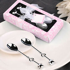 Great Sweet Love Drink Tea Coffee Spoon Bridal Shower Wedding Party Favor Gifts