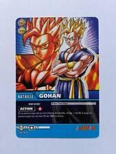 Carte Dragon ball Z Gohan DB-909