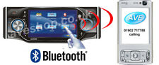 "CDVD-401BT (Bluetooth) 4"" DVD Touch Screen FM/AM & TV"