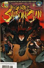 1:50 s/# signed numbered variant Legend Of The Shadow Clan #1 Aspen Coa fathom